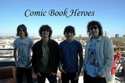 comicbookheroesmusic
