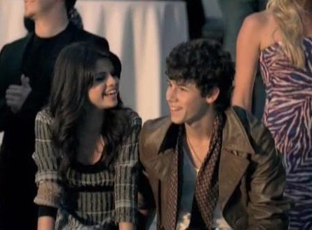 selena gomez and nick