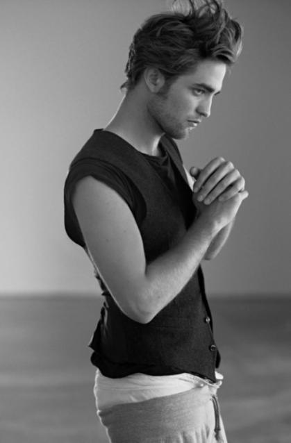 Robert Pattinson On Getting Drunk & Living In Ex-Crack Den ...