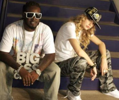 taylor swift tpain2
