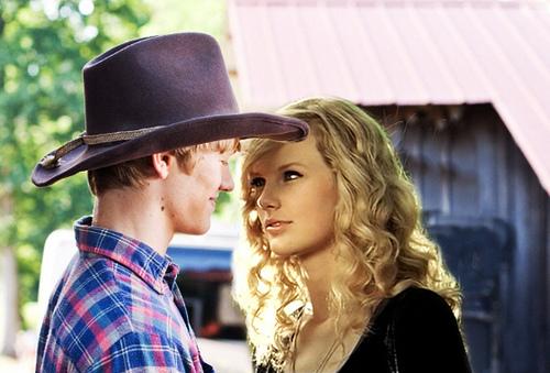 Lucas Till Taylor Swift You Belong With Me