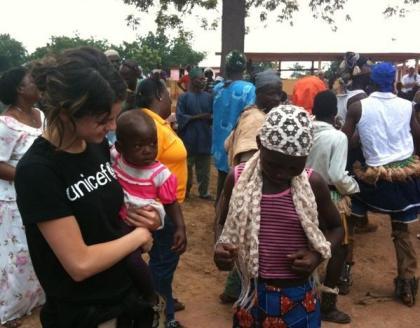 Selena Gomez Ghana