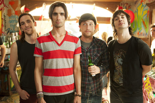the all american rejects social butterflies. Black Bedroom Furniture Sets. Home Design Ideas