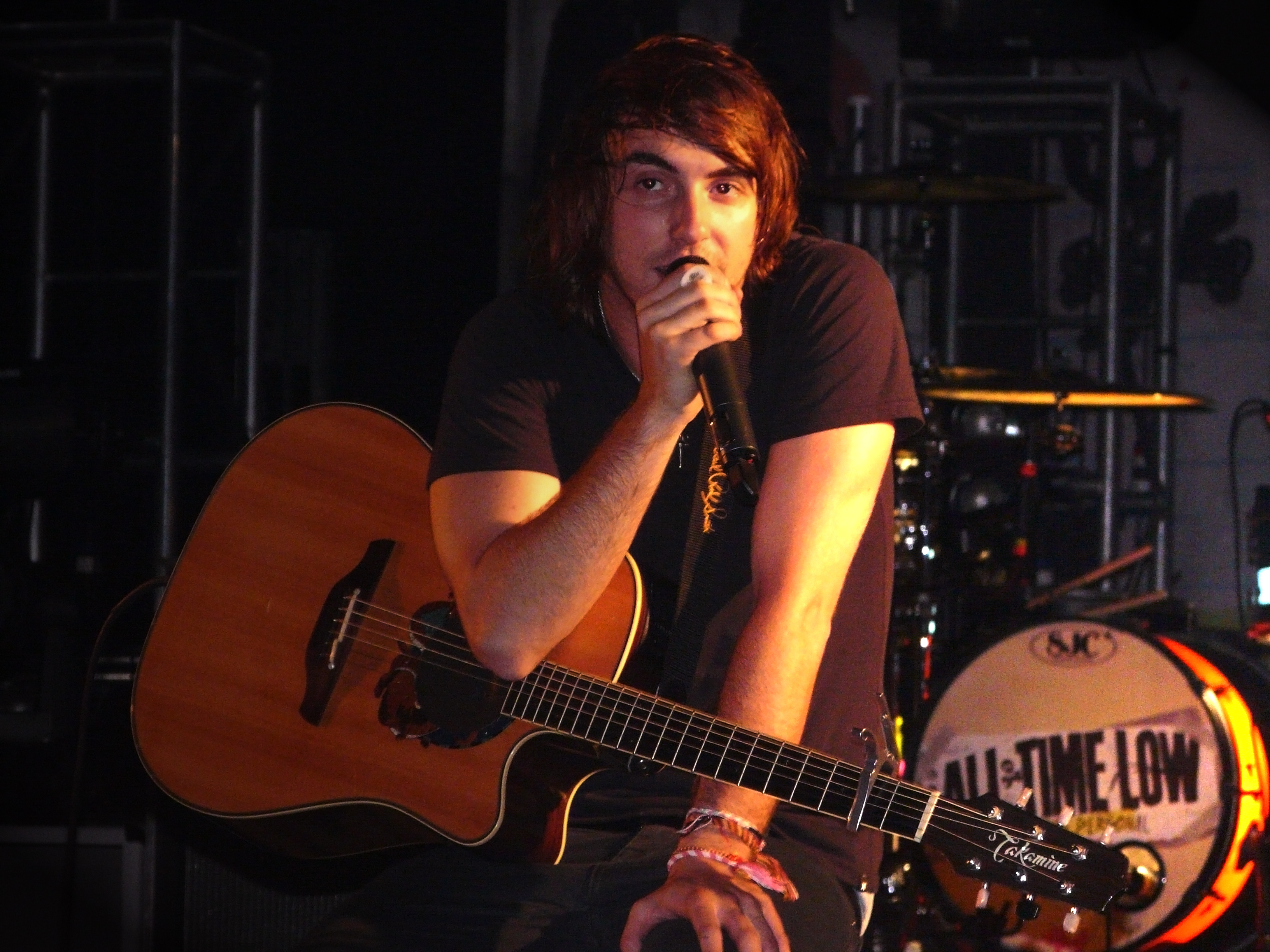 Alex Gaskarth From All Time Low Celebrates His Birthday ...
