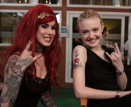 Tattoo Social Butterflies Daren doesn't have a middle name. tattoo social butterflies