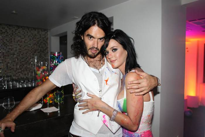 Katy Perry & Russell Brand: \'We\'re the New Brangelina\' | Social ...