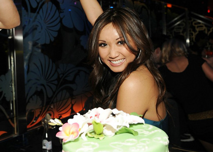 Brenda Song , who once dated Joe Jonas, took time to comment on his