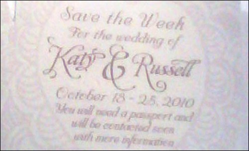 Russell Brand Katy Perry Weeklong Wedding Extravaganza Oct. 2010 « Social