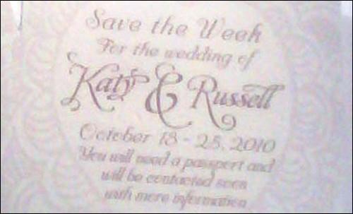 Russell Brand Katy Perry Weeklong Wedding Extravaganza Oct. 2010 « Social