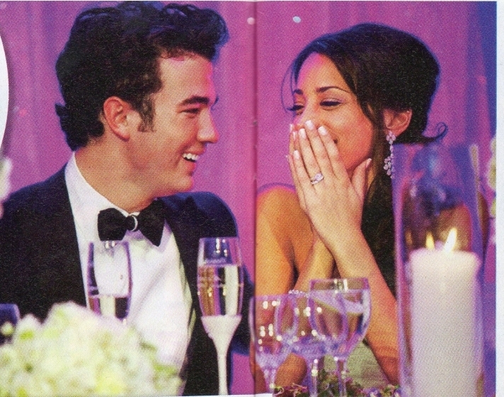 Kevin and danielle wedding rings