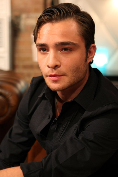jessica szohr and ed westwick dating. Ed Westwick Moving On From