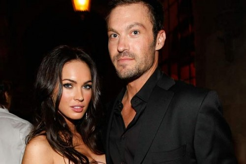 Sorry guys, Megan Fox is officially a one-man woman.