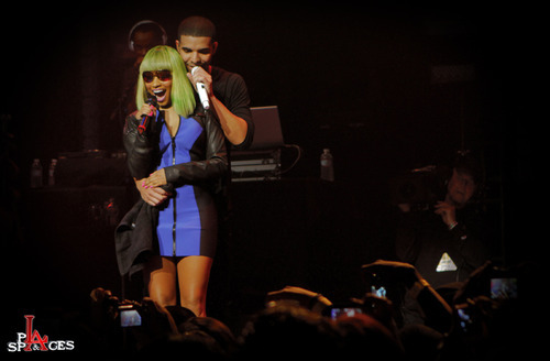 are nicki minaj and drake married. Nicki Minaj Address Drake